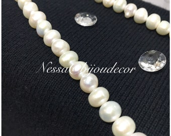 Wedding Birthday graduation engagement mother sister daughter freshwater pearl necklace