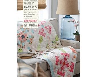 Primrose Square Quilt Pattern by BasicGrey