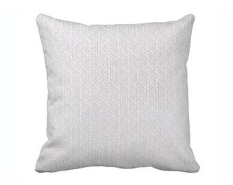 Grey Pillow Sham Grey Cushion Cover Gray Pillow Cover 18x18 Decorative Pillows for Sofa Pillows Decorative Throw Pillow Case Designer Pillow