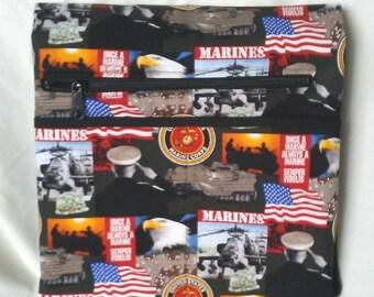 US Marine Corps Scooter Armrest Bag