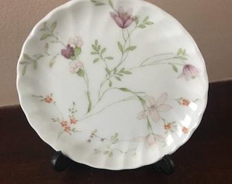 Wedgwood Campion Ring Dish, vintage Wedgwood, Dressing Table