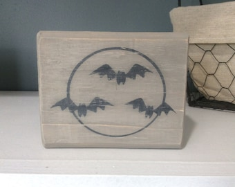 Bat Decor, Halloween Decor