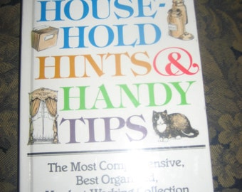 Household Hints & Handy Tips, 480 pages Hardcover