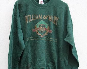 Vintage William & Mary Crewneck