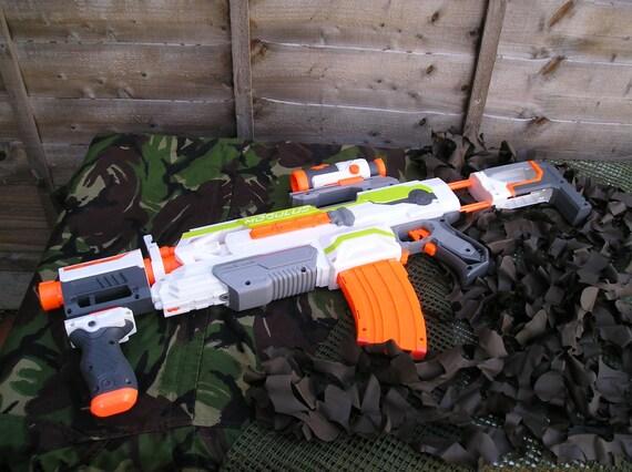 Nerf Modulus Ecs-10 Nerf Blaster Only