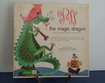 Rocking Horse Orchestra & Chorus - Puff The Magic Dragon and other Folk Songs - Circa 1960's