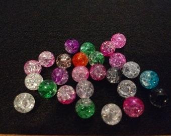 Fallen Star Shattered Beads