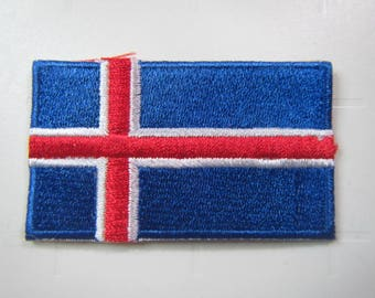 Icelandic Flag – National Flag of Iceland – United Nations of the World