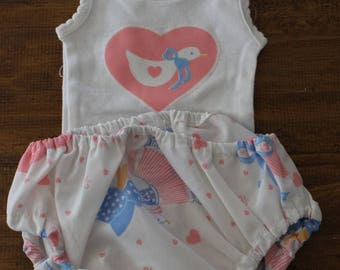 Mother Goose Nappy Cover Set
