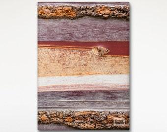 Canvas Art Birch Bark Texture, Macro Photography, Wall Decoration, Photo Wall Art, Texture Print, Abstract Wall Decor - MW025