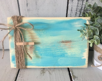 Wooden Picture Frame, Picture Frame, 4x6 Picture Frame, Frame, Picture
