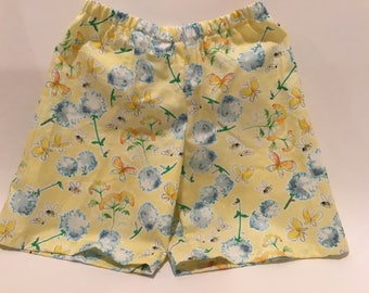 Cute pair of springtime shorts
