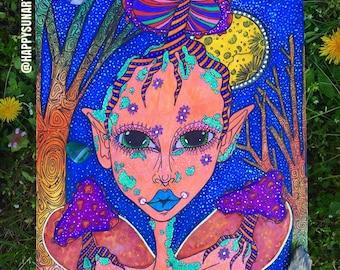 Fungus Fairy (original)