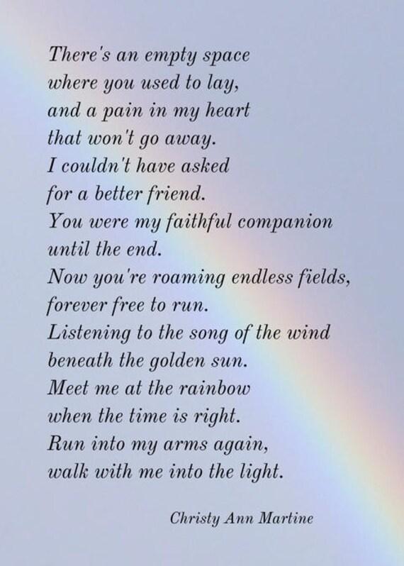Forever Free Rainbow Print