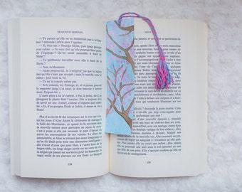 Bookmark cherry blossom