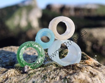 """Sea Glass Photo~ """"Through the Looking Glass"""""""