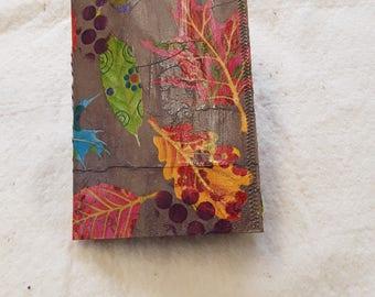 Handcrafted Pocket Journal