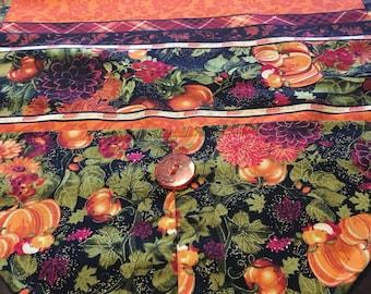 Thanksgiving Stripes TABLE RUNNER