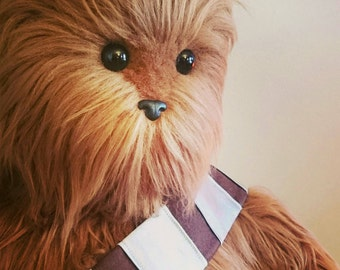 Wookiee Handmade Huggable - Made to Order