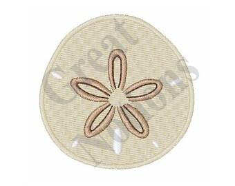 Shell - Machine Embroidery Design