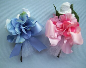 Baby Sock Corsage, Baby Shower Corsage, Baby Shower Pin, Mom To Be Corsage
