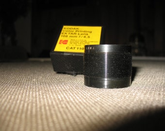 Kodak Color Printing Ektar Lens 108mm F4.5