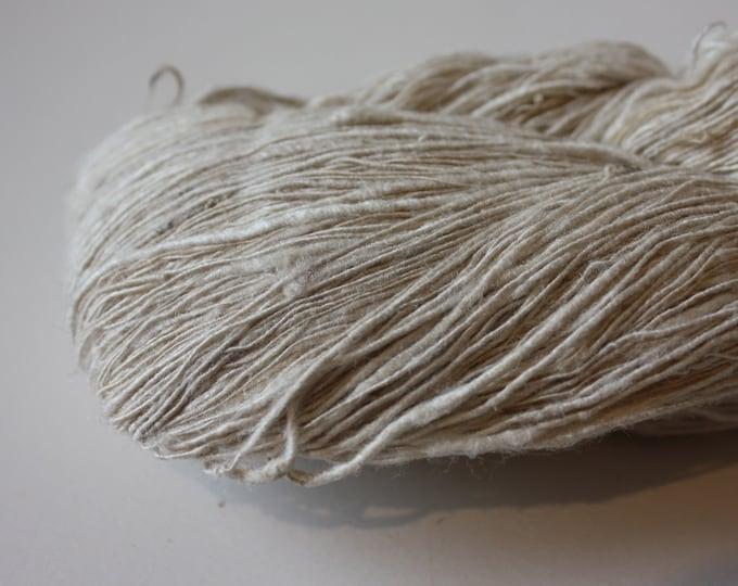 NEW***Eri Handspun Silk Yarn