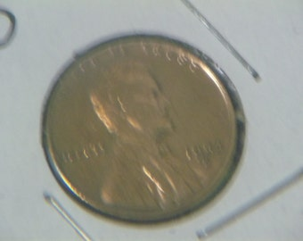 1953 D/ Lincoln Wheat Penny