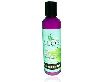 Aloe BlemAway Organic Face Wash