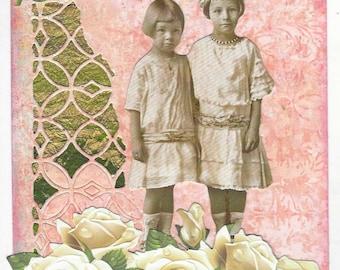 dear sister birthday card