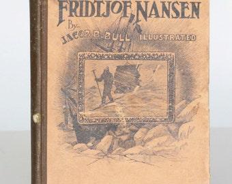 Fridtjof Nansen 1899 Edition