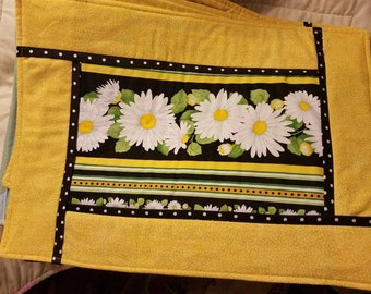Easter/spring table placemats
