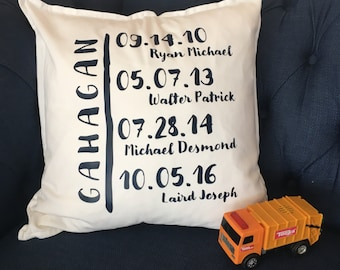 Family Pillow
