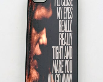Blind Melon Shannon Hoon phone case - A Cover suitable for Apple iPhone 4 / 4s / 5 / 5s / 6 / 6s
