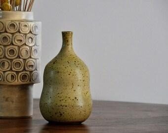 Mid Century Handmade Antique Vase