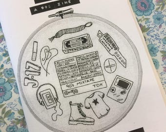 Mixtape: A '90s Zine