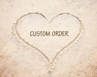 Custom Order for Juli
