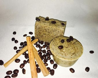 Coffee Soap Natural Hand Made