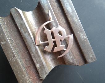 Jag Panzer Silver Pendant