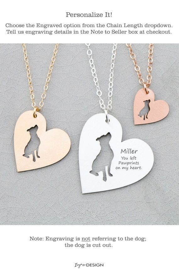 Pit bull dog heart pendant pet heart pit bull jewelry heart aloadofball Choice Image