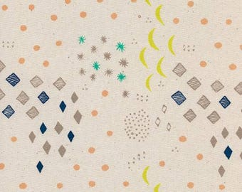 Cotton + Steel - Alexia Abegg - Sienna - Moonlight Natural