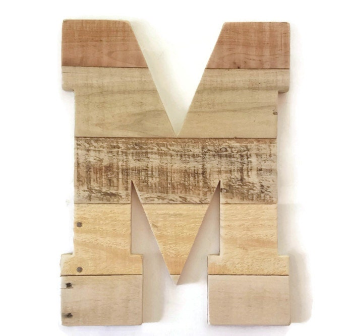 Large Rustic Wall Letters Best Large Wood Letters Rustic Letter ...