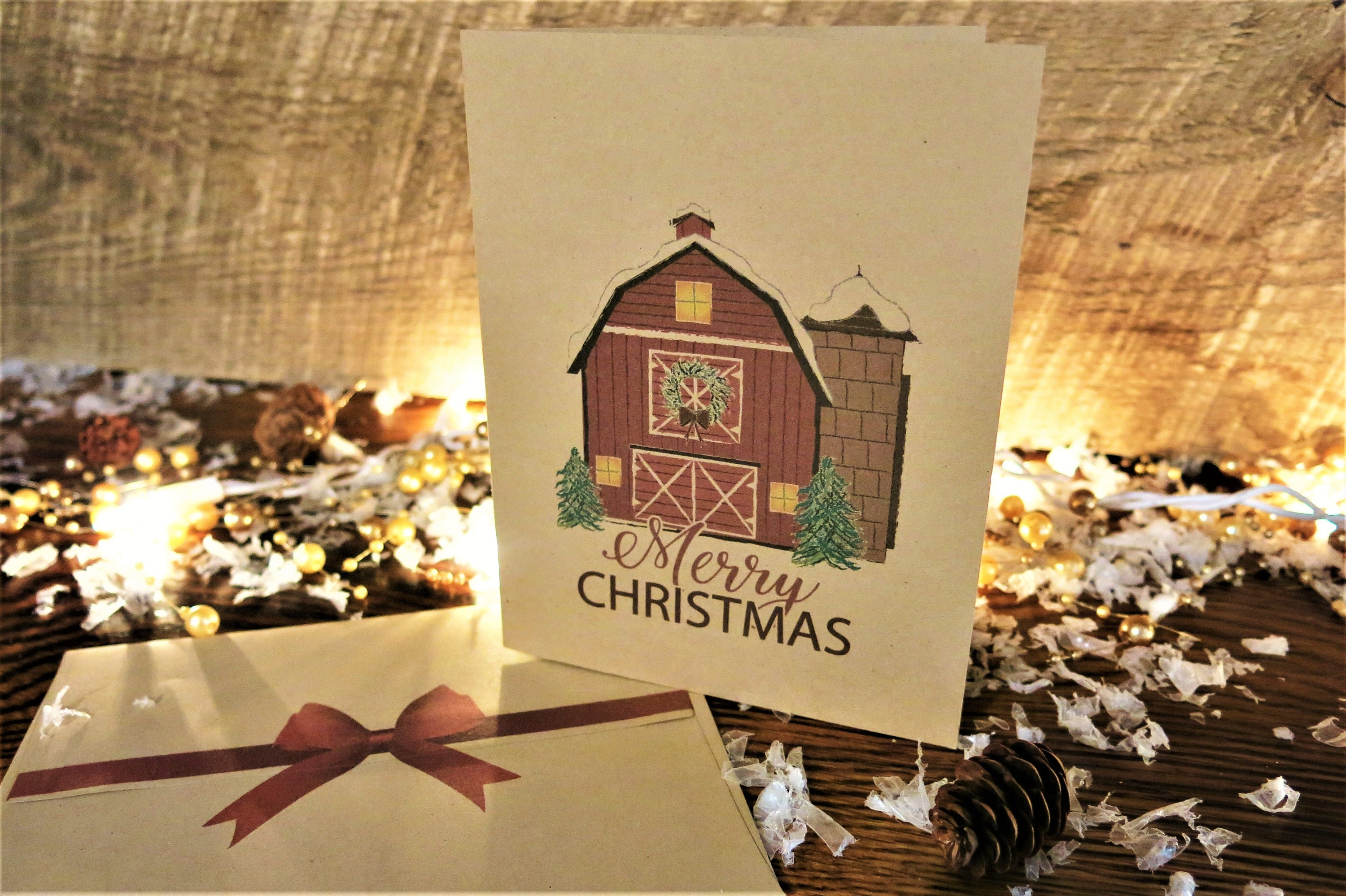 Christmas Cards Greeting Cards Old Fashioned Christmas