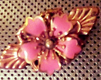 Pink Pin 1940s-1960s