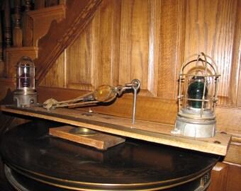 Antique Ship Lights Accent Lamps
