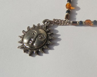 Warmth of the Sun Necklace   371
