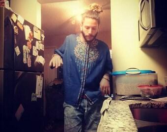 Vintage Denim DreamCatcher Shirt Size 3x(L)