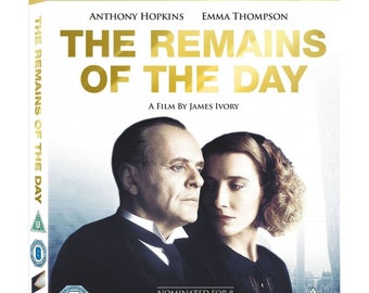 New & Sealed Movies from the 90's The Remains Of The Day   Blu-ray