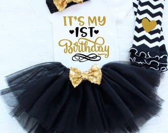 Ist birthday little girls dress