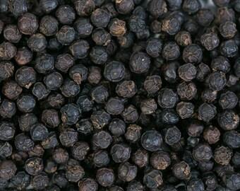 250gr pepper black grain Mananjary Madagascar flavor gourmet kitchen